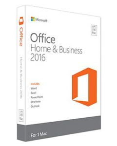 Office for Mac Home & Business - Box pack - Nederlands