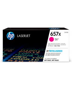 Toner/HP 657X HY LaserJet Cart MG