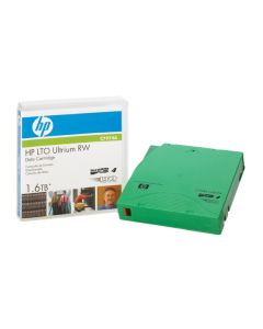 Hewlett Packard Enterprise - LTO Ultrium 4 - 800 GB/ 1.6 TB - green