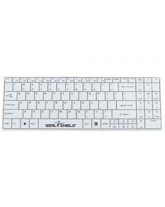 SILVER SEAL™medisch 'wipe-off'keyboard, metsnelkoppeling(afneembaar snoer) -vaatwasmachinebestendig