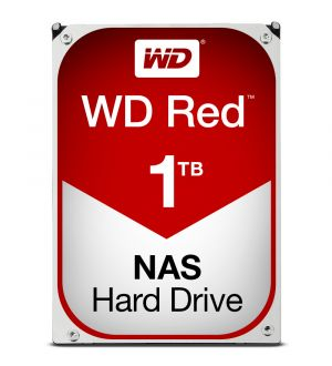 WD Red - NAS HDD - 1 TB - internal - 3.5