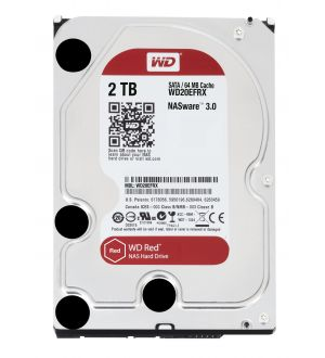 WD Red - NAS HDD - 2 TB - internal - 3.5