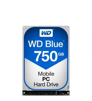 WD Blue - HDD - 750 GB - internal - 2.5