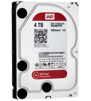WD Red - NAS HDD - 4 TB - internal - 3.5