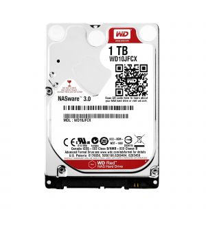 WD Red - HDD - 1 TB - internal - 2.5