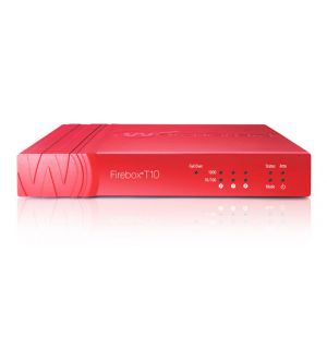 WatchGuard Firebox T10 with 3 year security suite