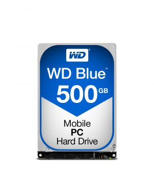 WD Blue - HDD - 500 GB - internal - 2.5
