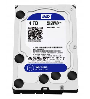 WD Blue - HDD - 4 TB - internal - 3.5