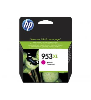 HP 953XL Magenta Original Ink Cartridge 20.5ml 1600pagina's Magenta inktcartridge