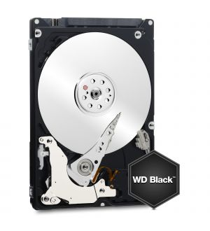 WD Black - HDD - 500 GB - internal - 2.5