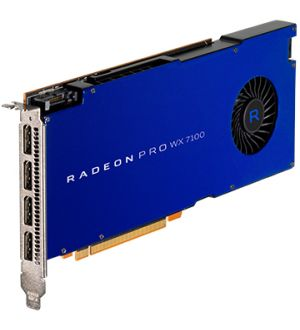 AMD Radeon Pro WX 7100 8GB Graphics