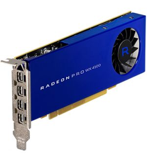 AMD Radeon Pro WX 4100 4GB Graphics