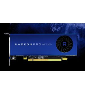 AMD Radeon Pro WX 2100 2GB Graphics