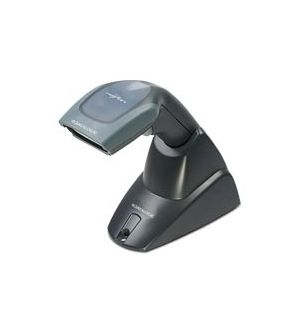 Datalogic Heron D130 Black Multi-Interface + stand + USB cable