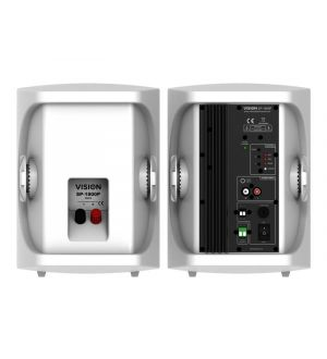 VISION 2x30w Pair Active Speakers w/BT