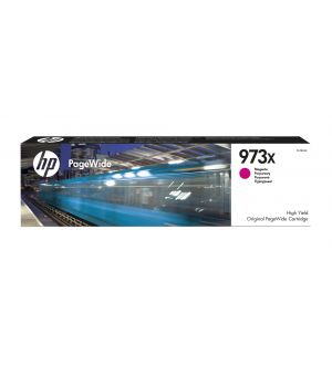 HP 973X high yield magenta original PageWide cartridge