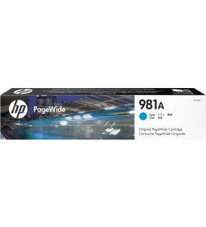 HP 981A Magenta Original PageWide Cartridge