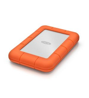LaCie Rugged Mini - HDD - 4 TB - external - USB 3.0